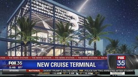 New Carnival cruise terminal close to completion