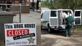 'Get your poison out': Deputies make 3 arrests at Florida drug house