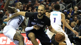 Fournier, Vucevic lead Magic past Hornets 106-83