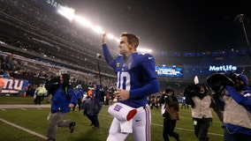 Eli Manning to announce retirement, New York Giants say