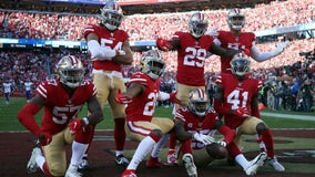 49ers win 1st playoff game in 6 years, 27-10 over Vikings