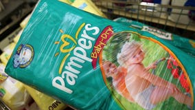 Pampers unveils new technology that alerts you when its time to change your baby's diaper