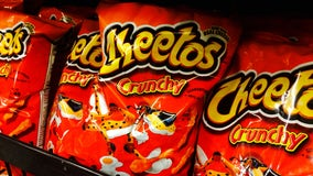Cheetos announces official name for the dusty cheese residue left on your fingers
