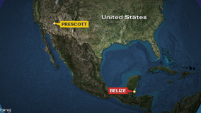 Prescott woman reported missing while vacationing in Belize