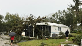 National Weather Service to investigate storm damage across Central Florida counties