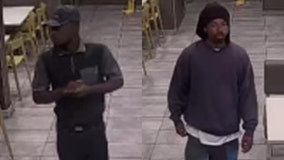 Deputies: Search continues for suspects posing as cashier and customer to burglarize Florida McDonald's locations