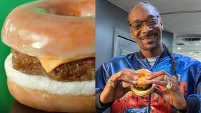 Snoop Dogg teams up with Dunkin' to create plant-based 'Beyond D-O-Double G Sandwich'