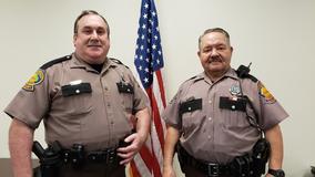 Volunteer troopers help nab carjacking suspect in Volusia County