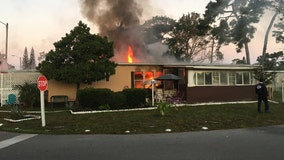 Family loses Orlando home in fire, while family suffers earthquakes in Puerto Rico
