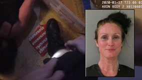 Woman accused of biting Flagler deputy facing felony charges