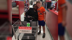 10-year-old boy returns $900 to woman who dropped it at Target