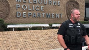 Melbourne school resource officer saves residents during apartment complex fire