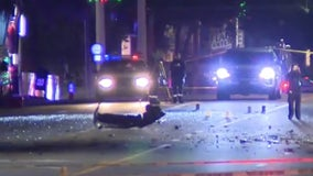 2 women killed in crash on Colonial Drive near downtown Orlando