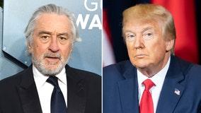Robert De Niro takes aim at Trump during SAG Awards speech