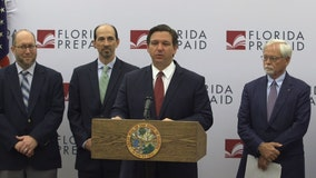 Gov. Ron DeSantis announces price cuts, refunds for Florida Prepaid customers