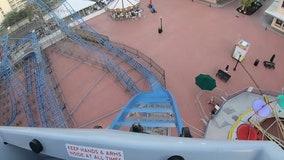 Fun Spot Kissimmee debuts new Hurricane roller coaster