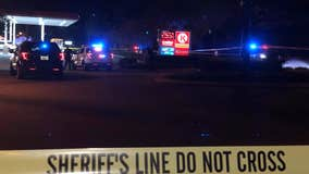 'Evil raised its head': Man shot dead after attacking deputies with a knife at gas station in The Villages