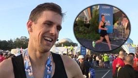Arizona man wins Walt Disney World Marathon for second time