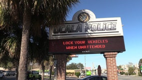 Ocala officer suspended over accusations of falsifying report, unlawful arrest