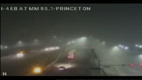 Thick fog affecting morning commute for Central Florida drivers