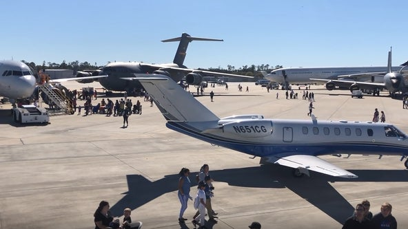 Orlando-Sanford International Airport hosts 3rd annual Aviation Day