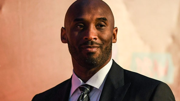 PHOTOS: A look back at NBA legend Kobe Bryant