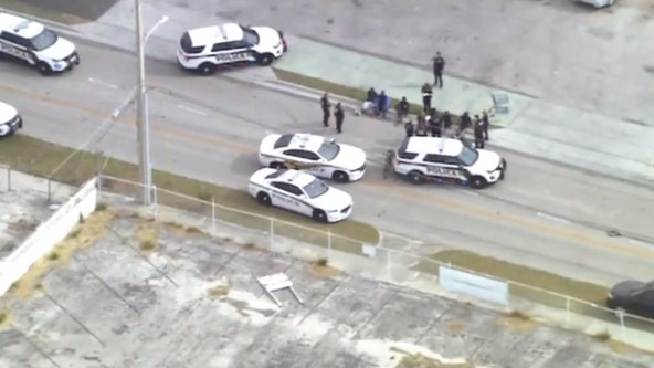 Police: Investigation launched after officer-involved shooting in Orlando