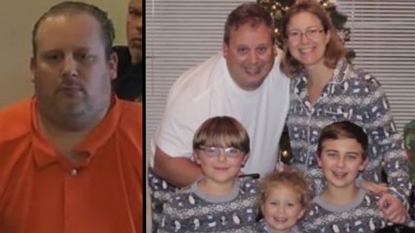 Feds: Man accused of killing wife, 3 children in Celebration was under investigation for health care fraud