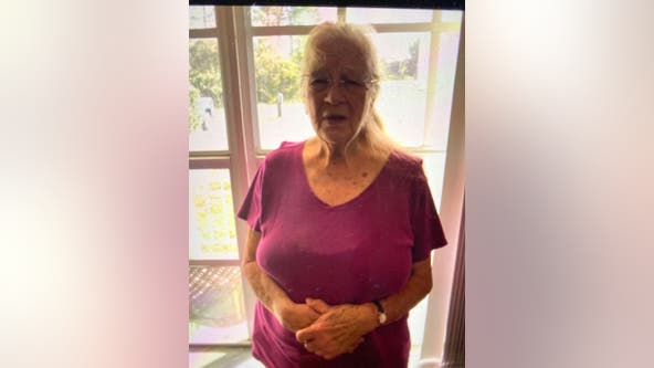 Missing elderly woman last seen in Sebring