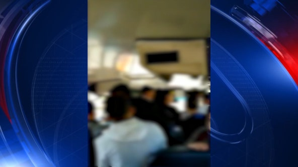 Cellphone video shows overcrowded Osceola County school bus