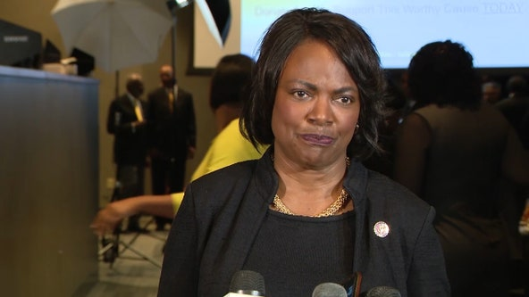 Val Demings talks about her role as House manager in Trump impeachment