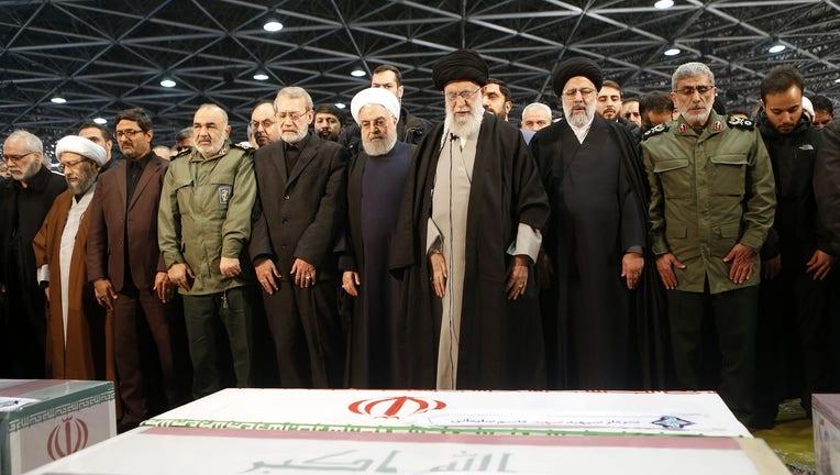 TEHRAN, IRAN - JANUARY 06: (----EDITORIAL USE ONLY MANDATORY CREDIT -