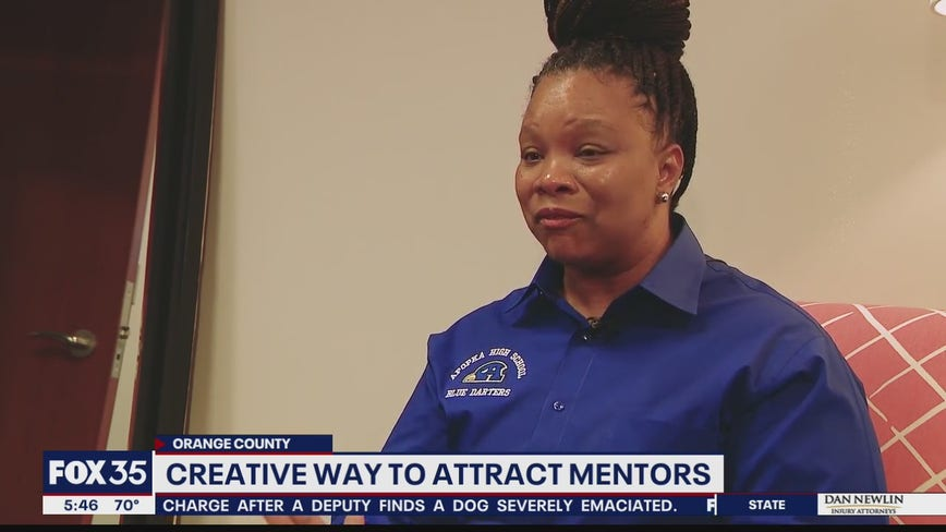 Creative way to attract mentors