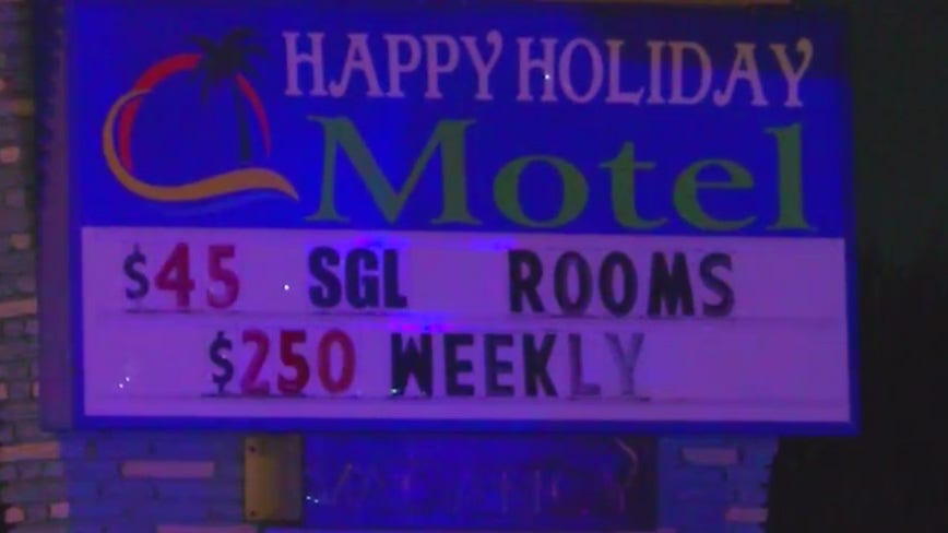 Police investigate death at Daytona Beach motel