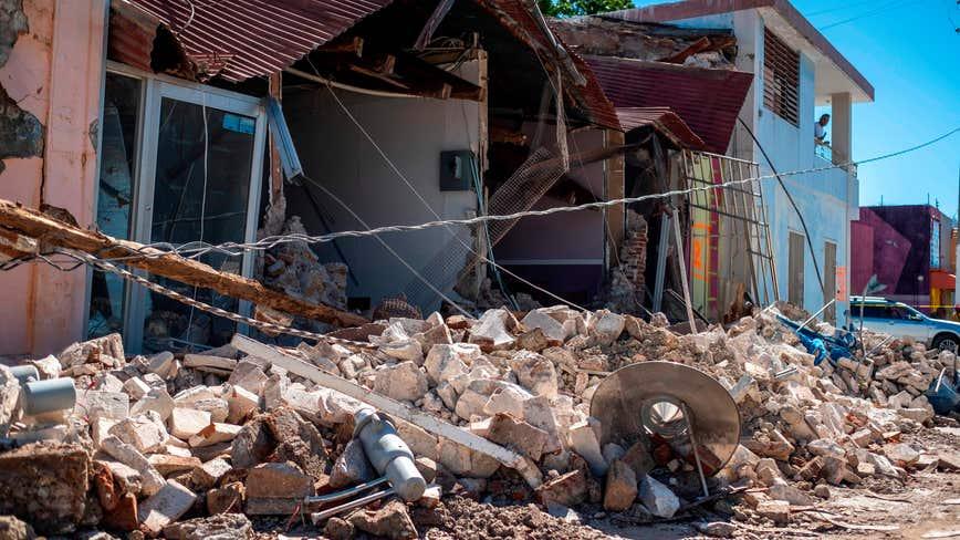 4.1 magnitude earthquake hits Puerto Rico, followed by tsunami warning on Saturday night, officials say