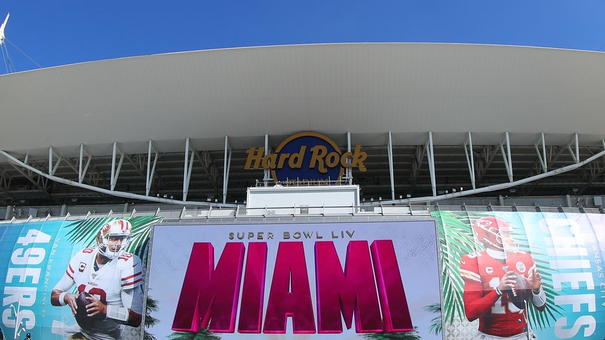 Tight security promised for Super Bowl LIV in Miami
