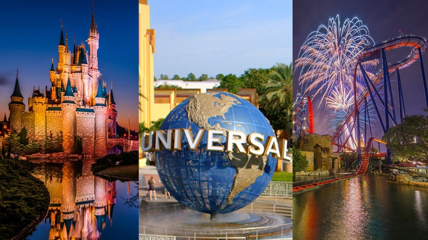 Theme parks offer deals to boost attendance