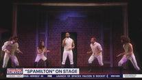 'Spamilton' on stage