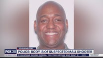 Police say body is that of suspect outlet mall shooter