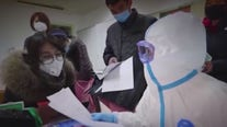 Taking coronavirus precautions