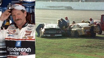NASCAR fans remember Dale Earnhardt on the 19th anniversary of his death