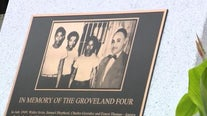 'Groveland Four' memorial unveiled in Lake County
