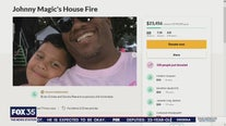 Popular radio host Johnny Magic loses home in fire