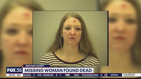 Missing Florida woman found dead in Tennessee