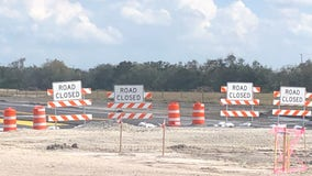 When will Palm Bay's ramp to nowhere open? Officials:  It's gonna be months