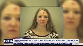 Search underway for suspect after body of Titusville woman found in trunk of car, police say