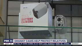 'Granny cams' help protect relatives
