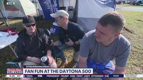 Fun at the Daytona 500