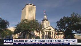 Statute of limitations for sex assault victims could change