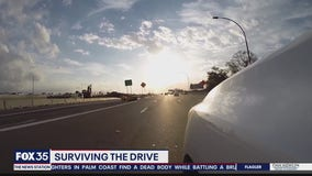 Tips on how to drive along Interstate 4
